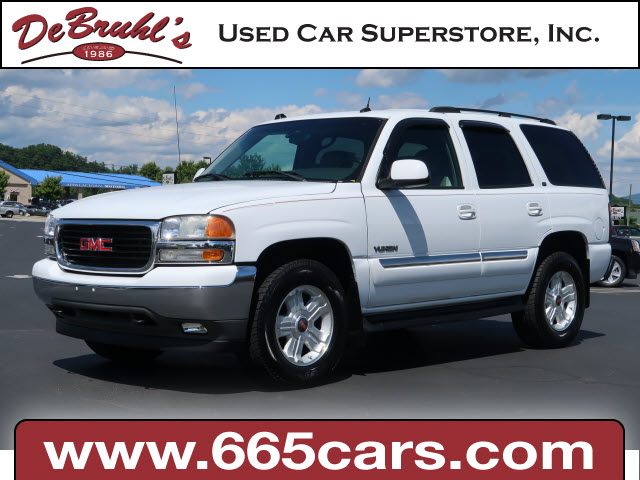 2005 GMC Yukon SLT for sale!
