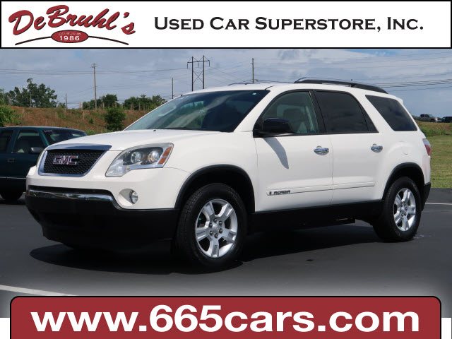 2007 GMC Acadia SLE-1 for sale by dealer