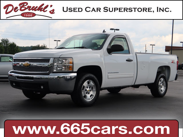 2012 Chevrolet Silverado 1500 LT for sale by dealer