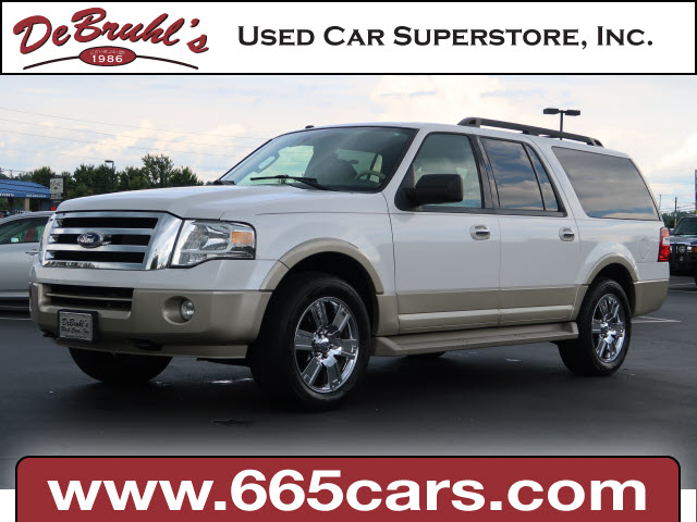 2010 Ford Expedition EL Eddie Bauer for sale by dealer