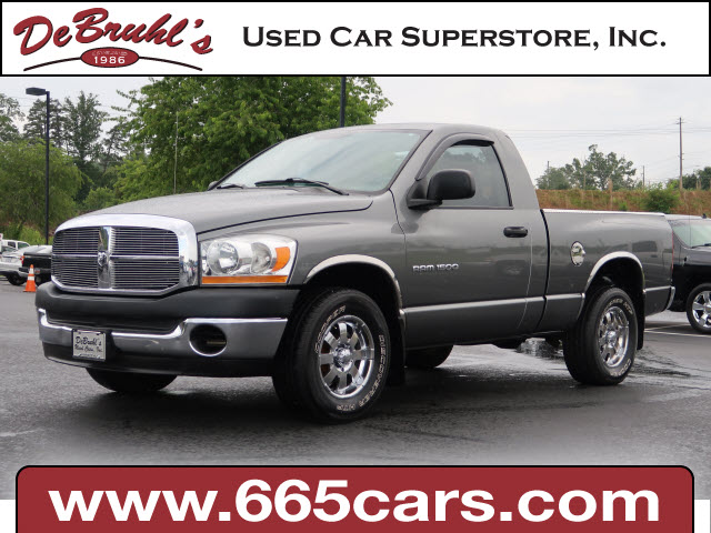 2006 Dodge Ram 1500 ST for sale!