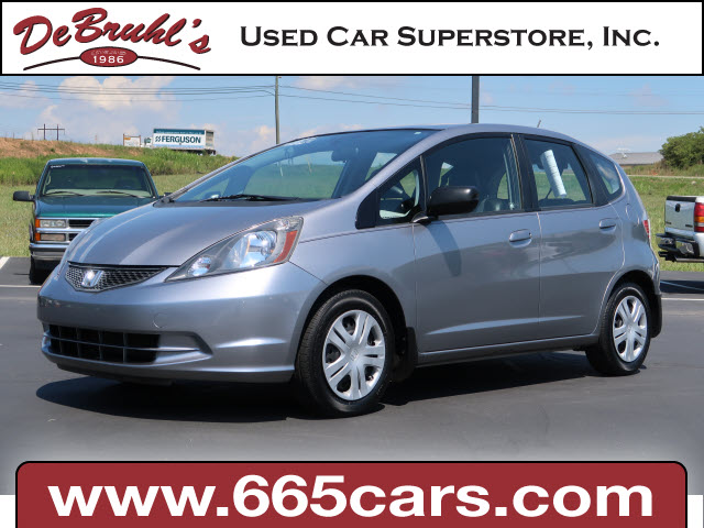 2009 Honda Fit Base for sale!