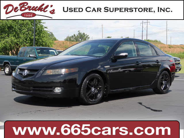 2007 Acura TL for sale by dealer