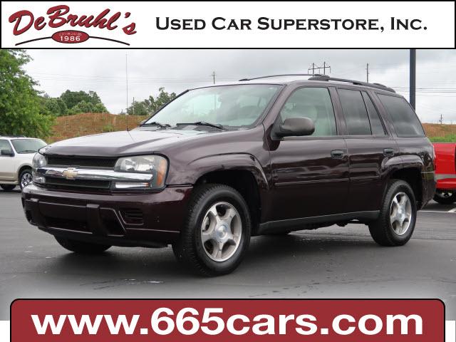 2008 Chevrolet TrailBlazer LS Fleet2 for sale by dealer