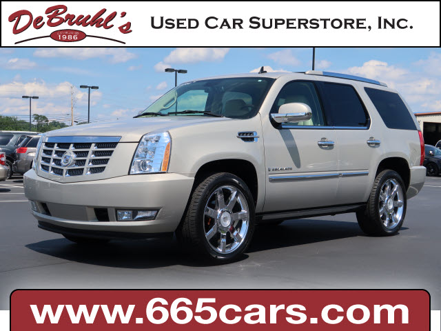 2008 Cadillac Escalade Base for sale by dealer