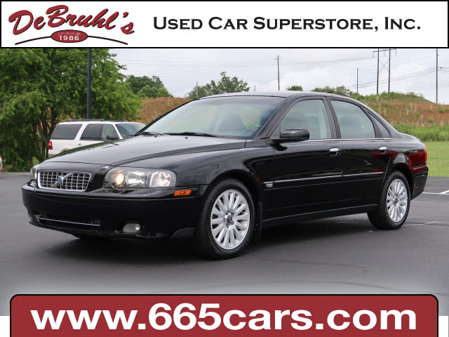 2005 Volvo S80 T6 for sale by dealer