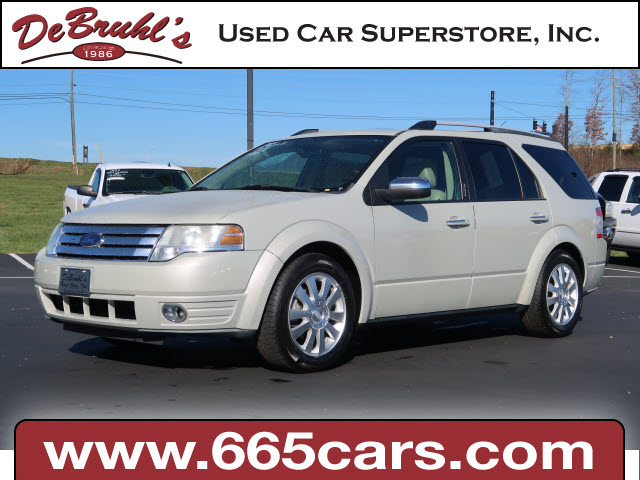 2008 Ford Taurus X Limited for sale by dealer