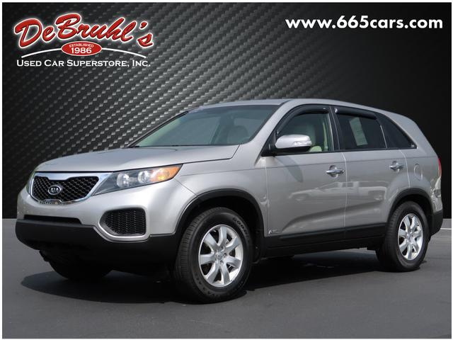 2012 Kia Sorento LX for sale by dealer