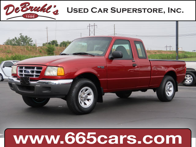 2003 Ford Ranger XLT for sale by dealer