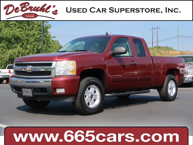 2008 Chevrolet Silverado 1500 LT1 for sale by dealer