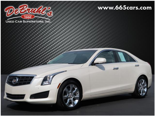 2013 Cadillac ATS 2.5L Luxury for sale by dealer