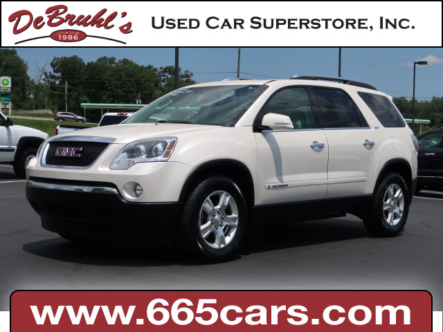2008 GMC Acadia SLT-2 for sale!