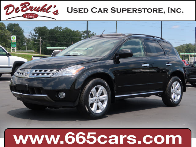 2007 Nissan Murano SL for sale!