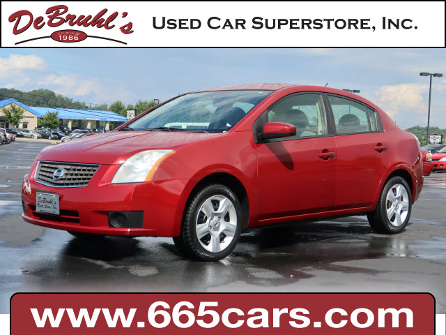 2007 Nissan Sentra 2.0 for sale by dealer