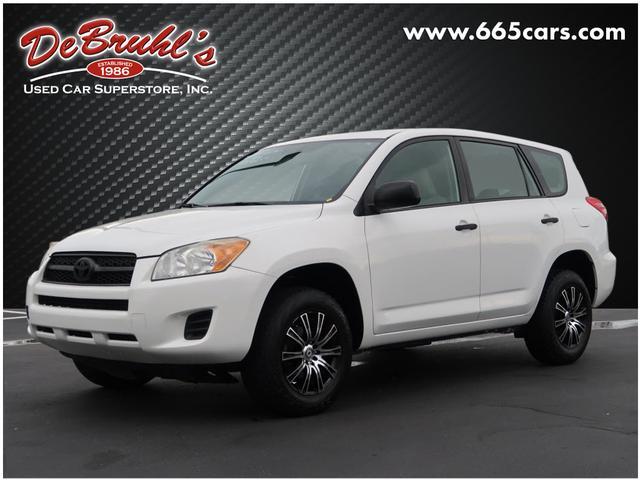 2010 Toyota RAV4 Base for sale by dealer
