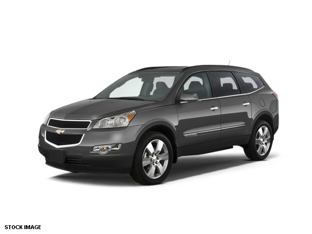 2011 Chevrolet Traverse LTZ for sale!