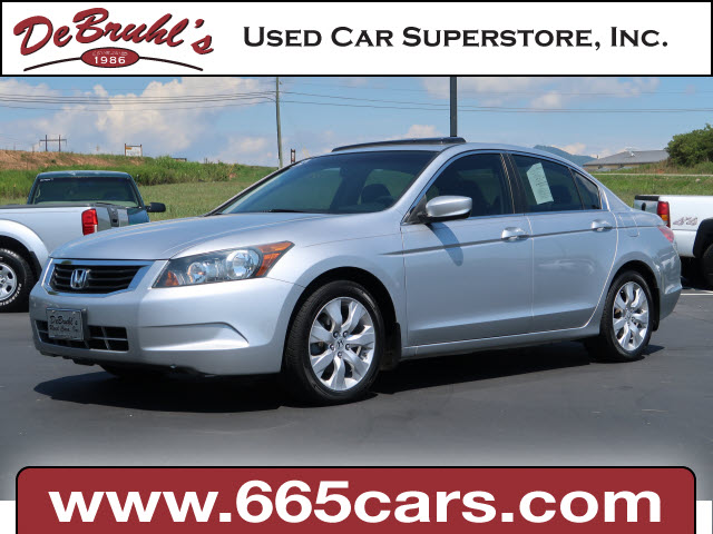 2008 Honda Accord EX-L for sale!