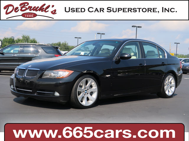 2007 BMW 3 Series 335i for sale by dealer