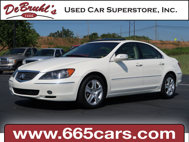 2008 Acura RL SH-AWD w/Tech for sale by dealer