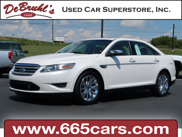2011 Ford Taurus Limited for sale by dealer