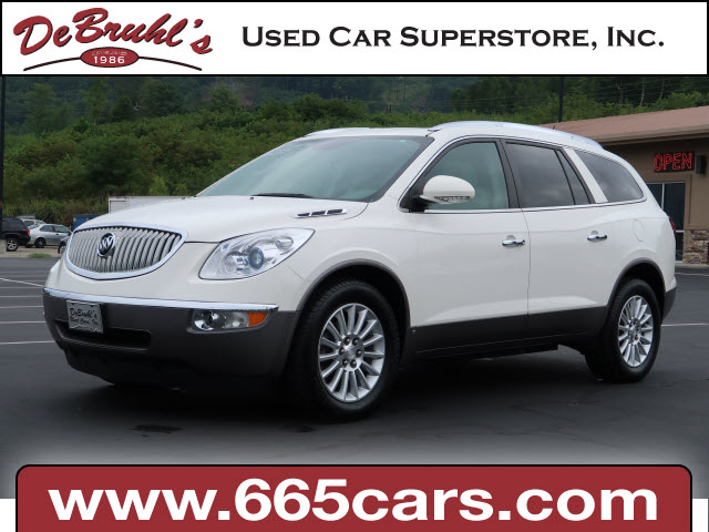 2010 Buick Enclave CXL for sale by dealer
