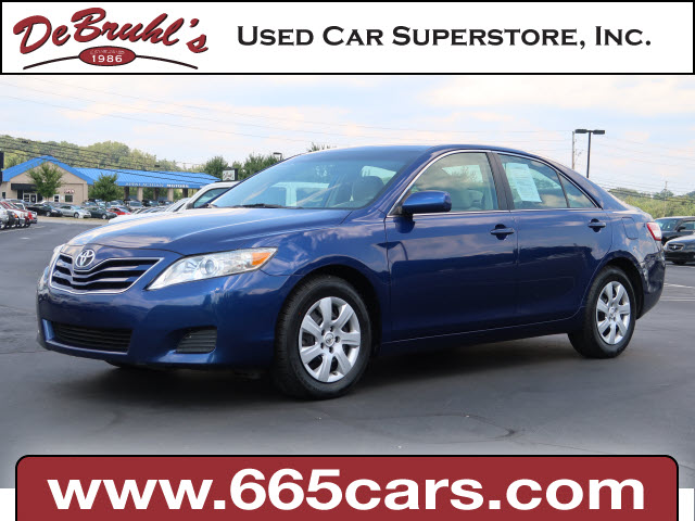 2010 Toyota Camry for sale by dealer