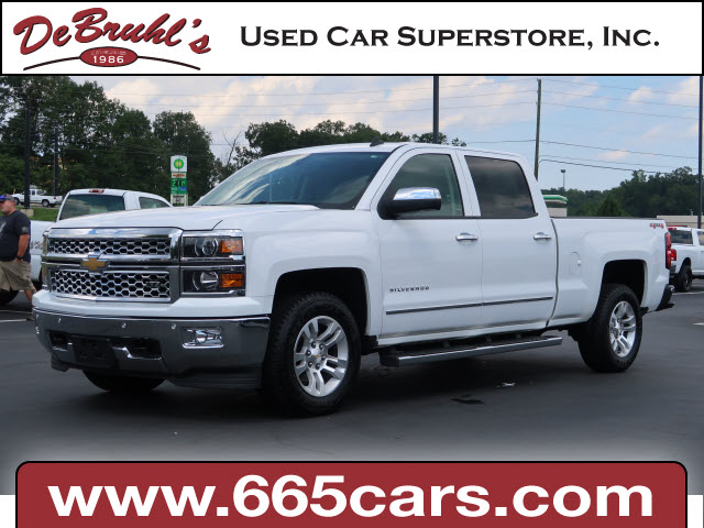 2014 Chevrolet Silverado 1500 LTZ for sale by dealer