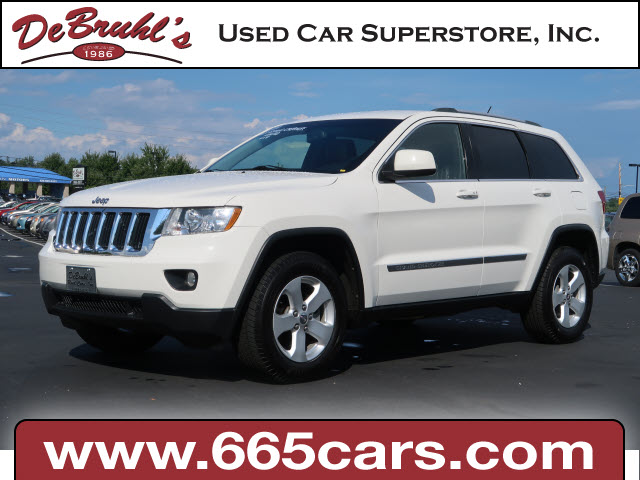 2011 Jeep Grand Cherokee Laredo for sale by dealer