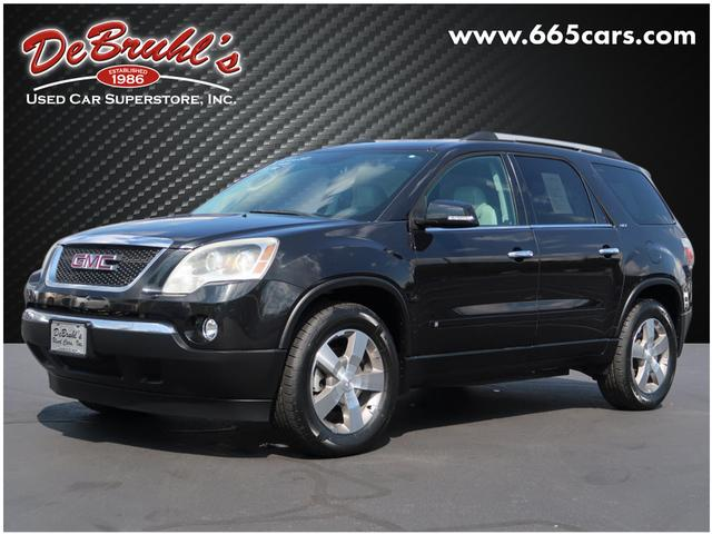 2010 GMC Acadia SLT-1 for sale by dealer