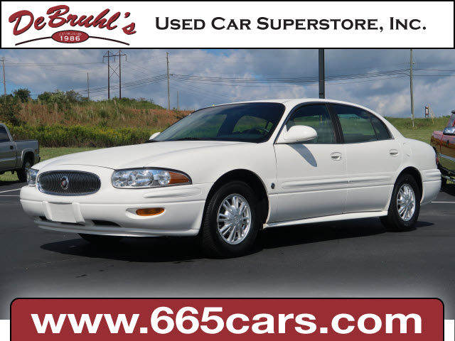 2005 Buick LeSabre Custom for sale by dealer