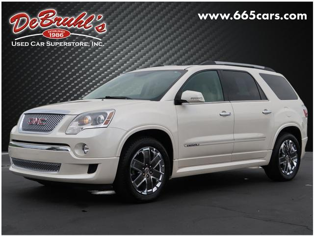 2012 GMC Acadia Denali for sale by dealer