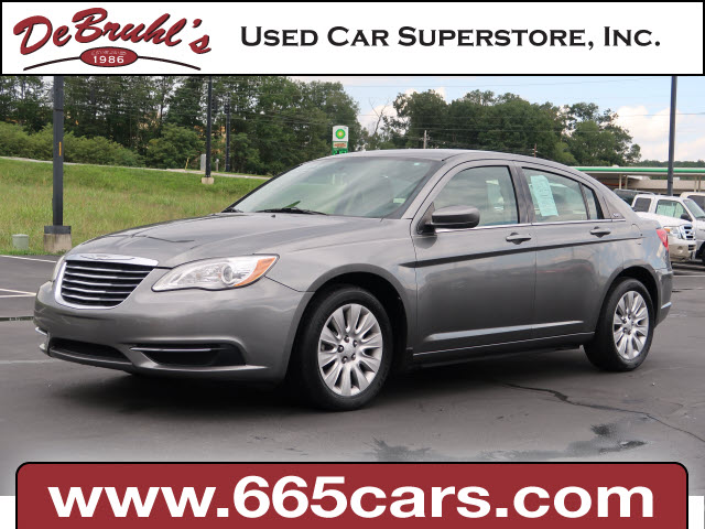 2013 Chrysler 200 LX for sale by dealer