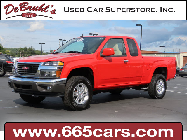 2012 GMC Canyon SLE-1 for sale by dealer