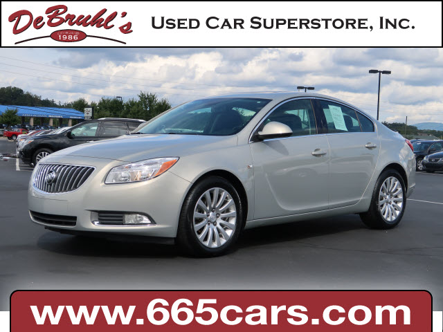 2011 Buick Regal CXL for sale by dealer