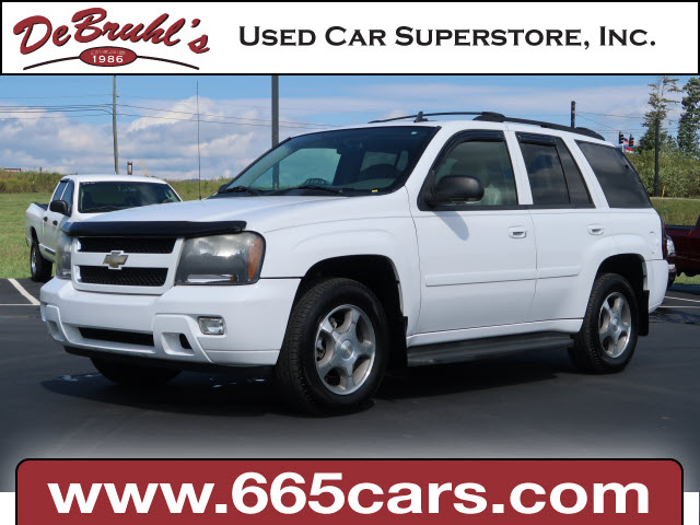 2006 Chevrolet TrailBlazer LT for sale by dealer