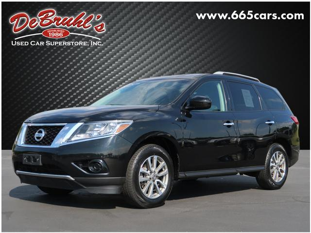 2013 Nissan Pathfinder SV for sale by dealer