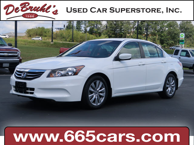 2012 Honda Accord EX-L for sale by dealer