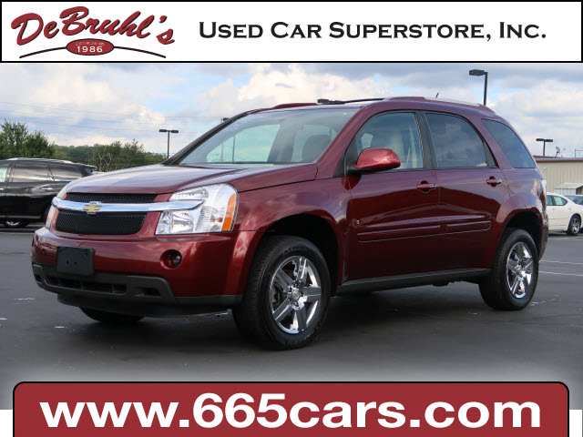2009 Chevrolet Equinox LT for sale by dealer