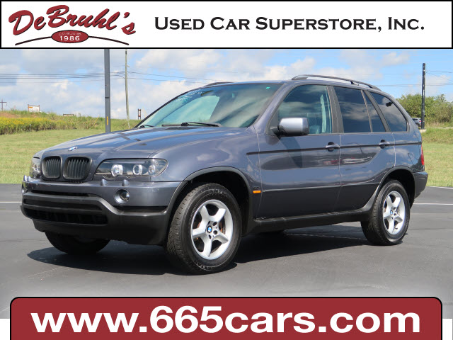 2003 BMW X5 3.0i for sale by dealer