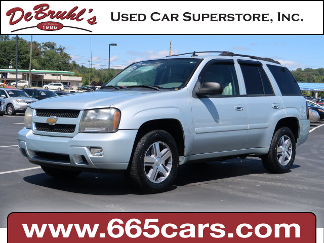 2008 Chevrolet TrailBlazer LT3 for sale by dealer