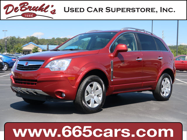 2008 Saturn Vue XR for sale by dealer