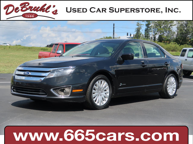 2010 Ford Fusion Hybrid Base for sale by dealer