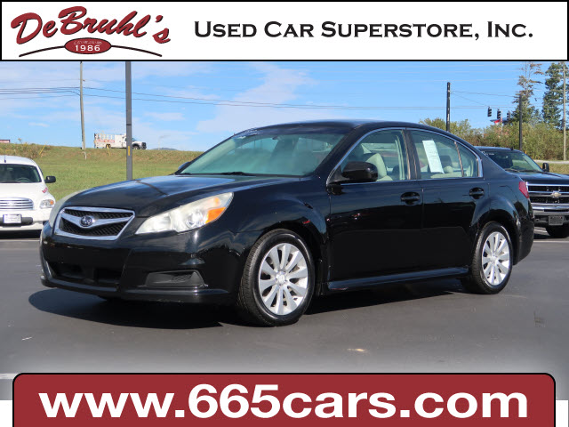 2010 Subaru Legacy 2.5i Limited for sale by dealer
