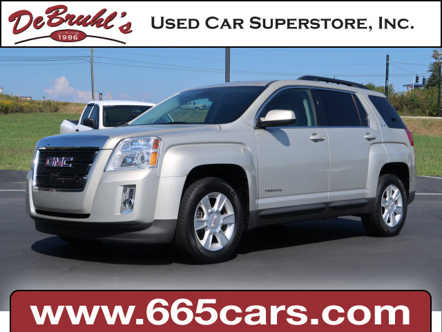 2013 GMC Terrain SLE-2 for sale by dealer