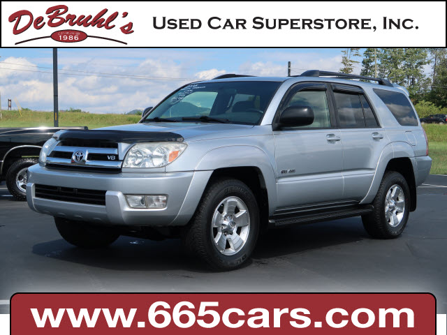 2005 Toyota 4Runner SR5 for sale by dealer