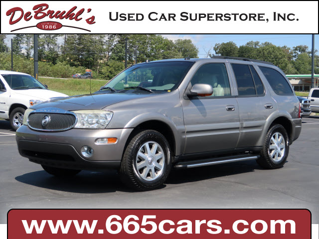 2005 Buick Rainier CXL for sale by dealer