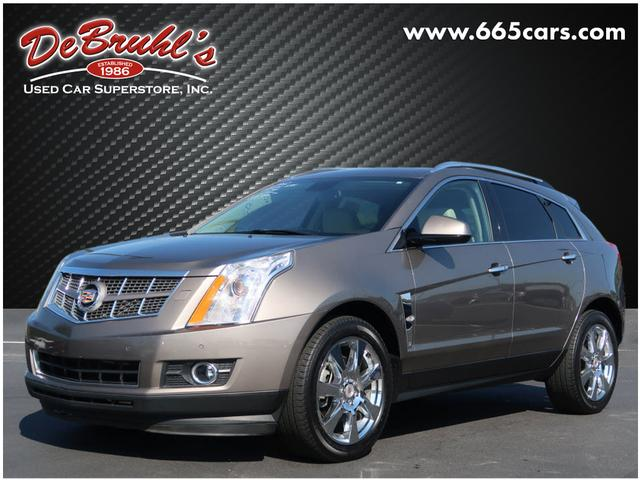 2012 Cadillac SRX Performance Collection for sale by dealer