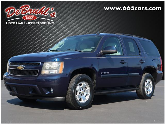 2007 Chevrolet Tahoe LT for sale by dealer