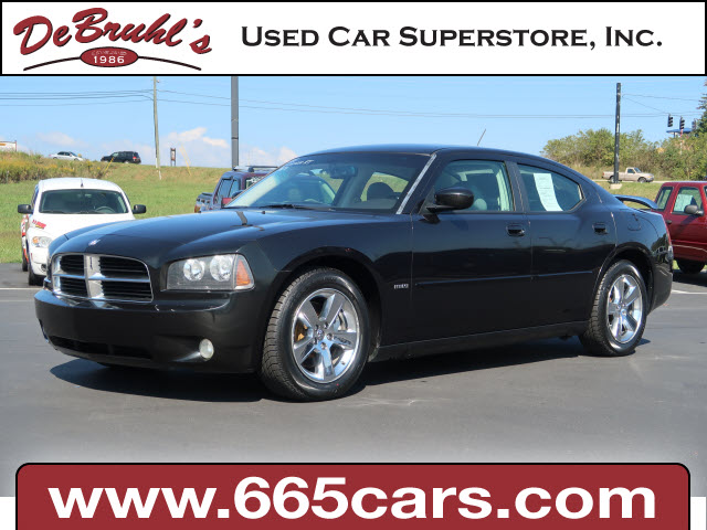 2008 Dodge Charger RT for sale by dealer