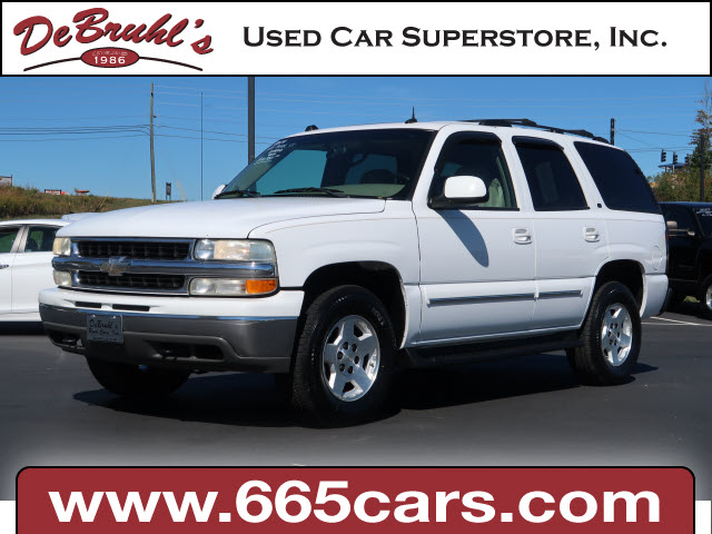 2004 Chevrolet Tahoe LT for sale by dealer